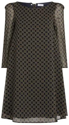 Claudie Pierlot Medallion Tunic Dress