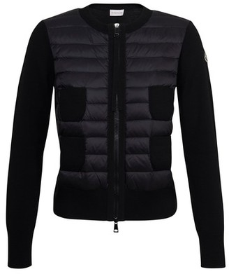 Moncler Double fabric jacket