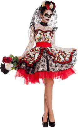 Party King Women's La Novia Costume