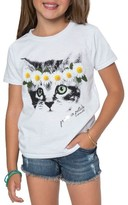 O'Neill Girl's Hippie Kitty Tee