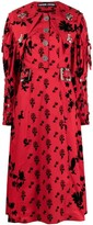 Thumbnail for your product : Chopova Lowena Buckled-Waist Dress