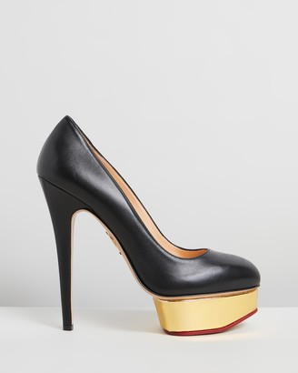 Charlotte Olympia Dolly Pumps