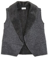 Splendid Infant Girls' Fleece Lined Knit Vest - Sizes 6-24 Months