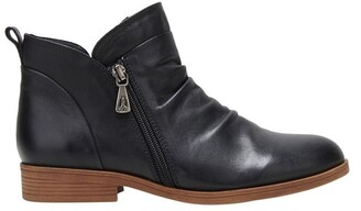 Hush Puppies Chalet Black Boot