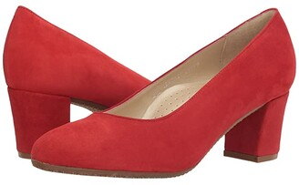 Eric Michael Abby (Red) Women's Shoes