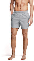 "Classic Men's 5"" Shake Dry Trunks-Dark Denim Wash"