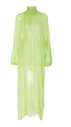 Mara Hoffman Edmonia Tencel Midi Dress Size: XS