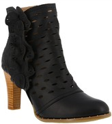 Spring Step L`Artiste by Leather Booties - Cascadia
