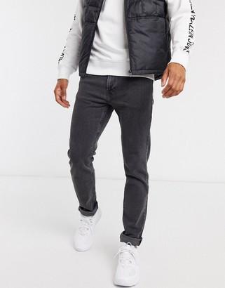 Calvin Klein Jeans 026 slim jeans in atlanta gray