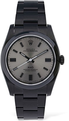 MAD Paris 36mm Rolex Oyster Perpetual Watch