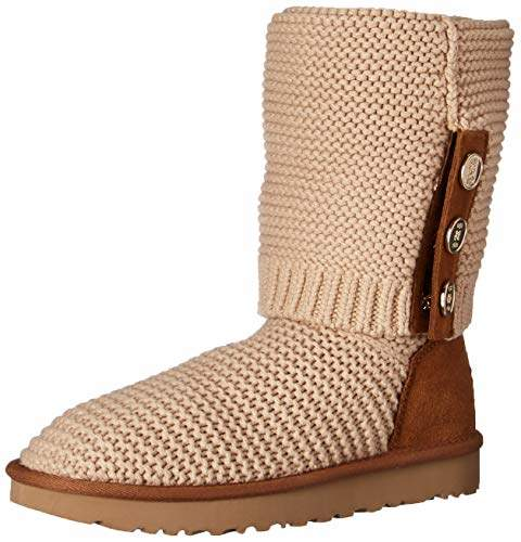 04dc55d7adc Women's W Purl Cardy Knit Fashion Boot