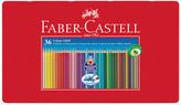 Faber-Castell Colour Grip 2001 Pencils - Tin of 36