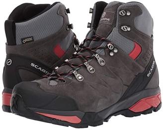 Scarpa ZG Trek GTX (Titanium/Red Ibiscus) Women's Shoes