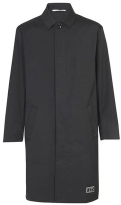 Valentino VLTN TAG LONG RAIN JACKET