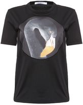 Givenchy Swan Print T-shirt