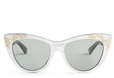 Gucci Cat-eye sunglasses