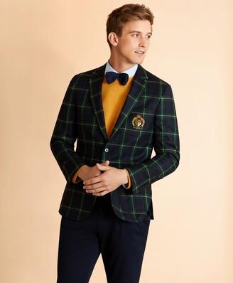 Brooks Brothers Wool-Blend Gordon Tartan Sport Coat