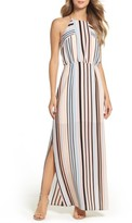 Charles Henry Women's Woven Maxi Dress