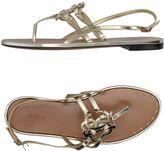 Roberto Cavalli Thong sandals