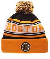 Zephyr Adult Boston Bruins Finish Line Beanie
