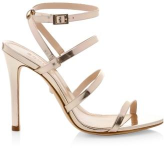 Schutz Ilara Leather Sandals