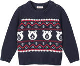 Joe Fresh Baby Boys' Long Sleeve Graphic Sweater