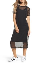 adidas Women's 3-Stripes Midi Dress