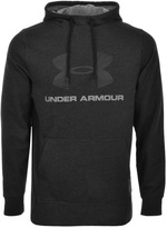 Under Armour Sportstyle Graphic Logo Hoodie Grey