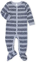 Petit Lem Newborn/Infant Boys) Thermal Footie