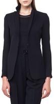 Akris Punto Women's Wool Gabardine Blazer