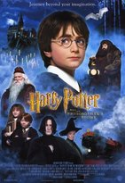 Harry Potter and the Sorcerer's Stone POSTER Movie (11 x 17 Inches - 28cm x 44cm) (2001) (Style B)