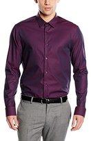 Atelier Privé Men's APH15CH1228 Long Sleeve Casual Shirt