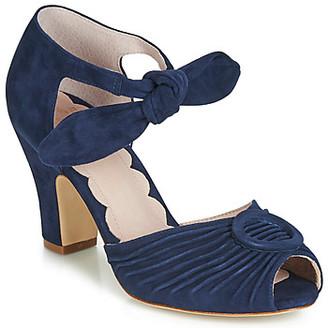 Miss L Fire Miss L'Fire LORETTA women's Sandals in Blue