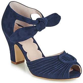 Miss L Fire Miss L'fire Miss L'Fire LORETTA women's Sandals in Blue