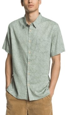 Quiksilver Men's Outlined Garden Shirt