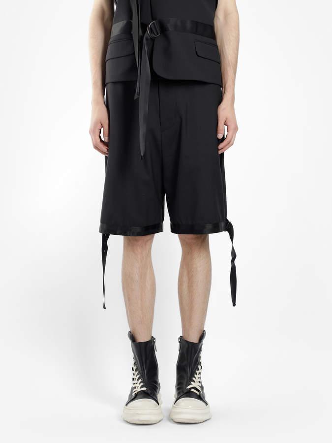 D.gnak By Kang.d Shorts