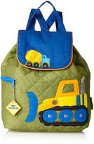Stephen Joseph Boy's Quilted Backpack