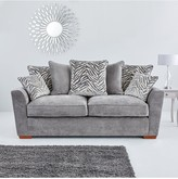 Kingston Fabric 3 Seater Scatter Back Sofa