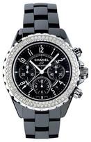 Chanel J12 Black Ceramic 41mm Watch