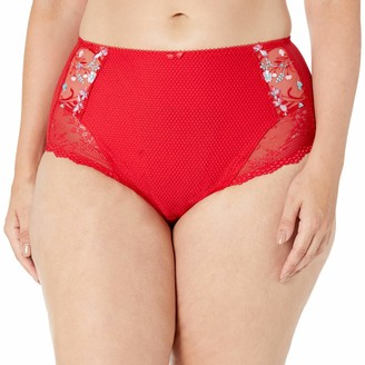 Elomi Women's Plus Size Charley Full Brief