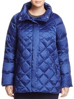 Marina Rinaldi Quilted Puffer Down Jacket
