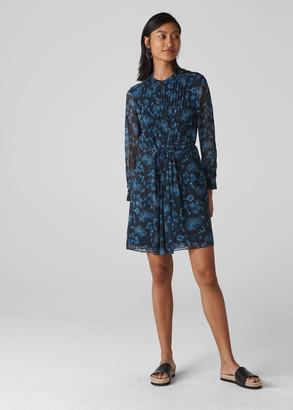 Pitti Print Shirt Dress