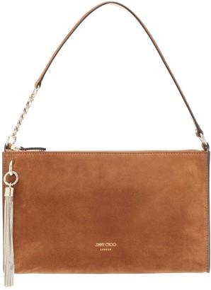 Jimmy Choo Callie Mini suede shoulder bag