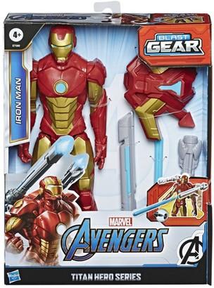 Marvel Titan Hero Series Iron Man Action Figure