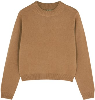 Peoples Republic of Cashmere People's Republic Of Cashmere Camel Cashmere Jumper