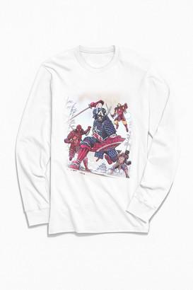 Marvel Avengers Assemble Long Sleeve Tee
