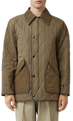 Burberry Tyneside Quilted Jacket