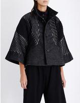 Issey Miyake Cosmic pleated jacket