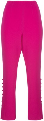 Cinq à Sept cropped Lida trousers