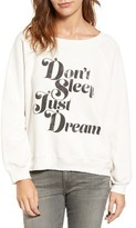 Wildfox Couture Women's Sommers Sweater - Just Dream Pullover